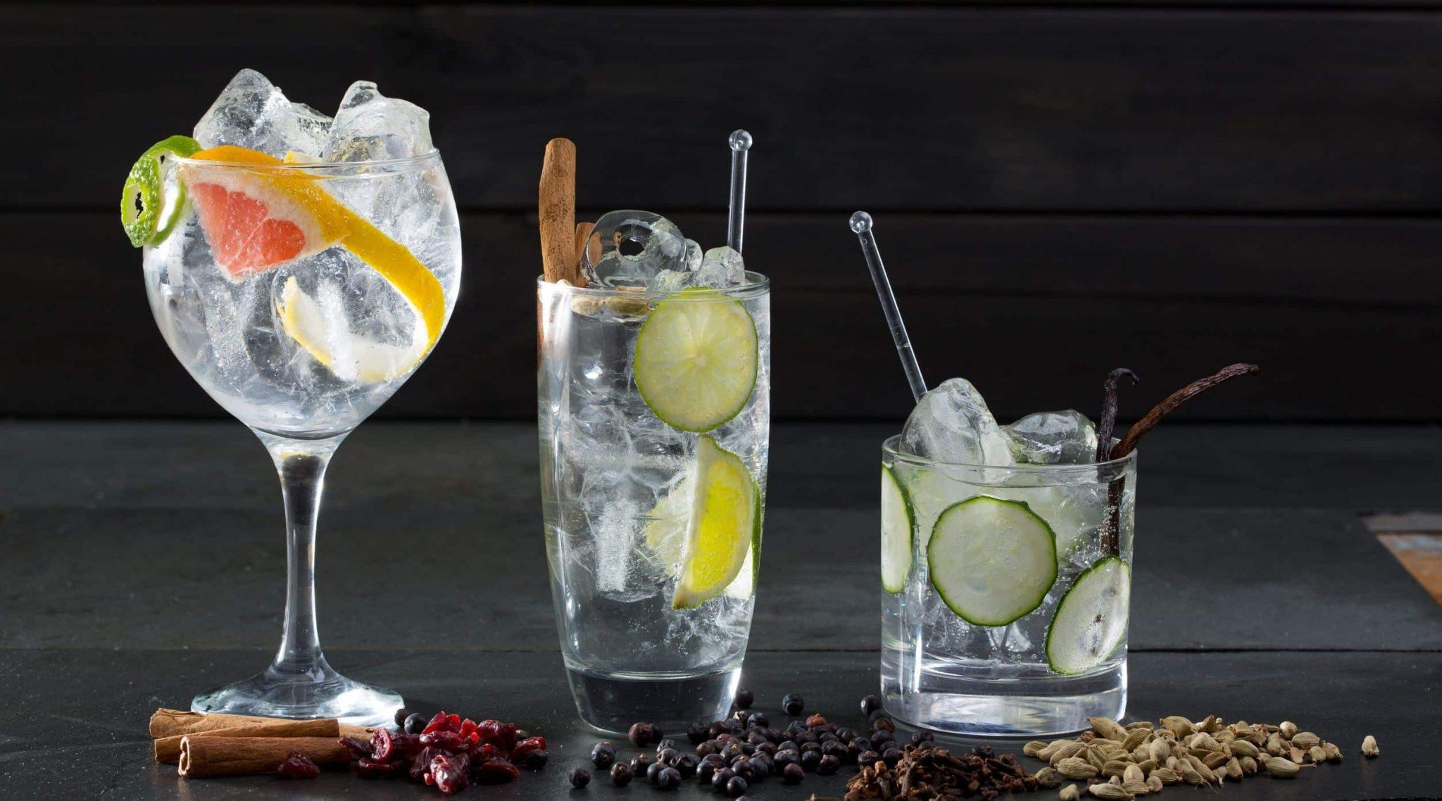 Mixgetränke & Spirituosen